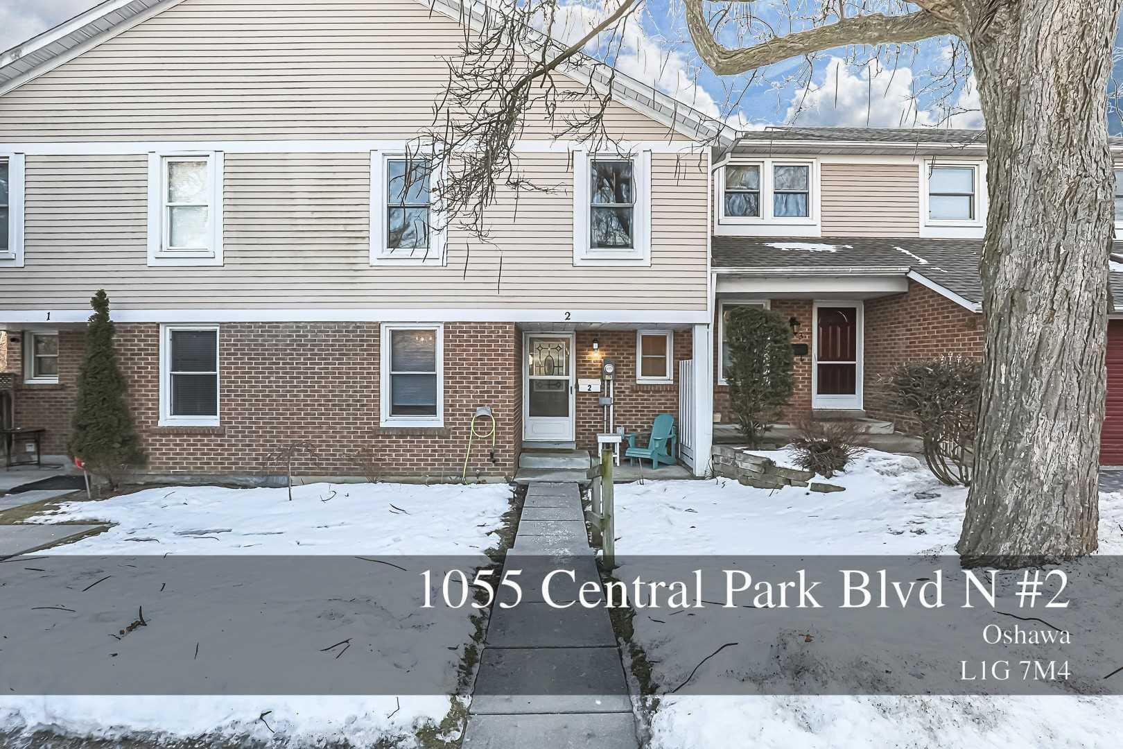 1055 Central Park Unit #2 Blvd, Oshawa