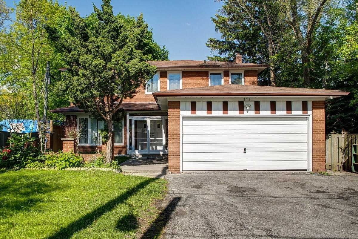 819 Willowdale Ave, Toronto