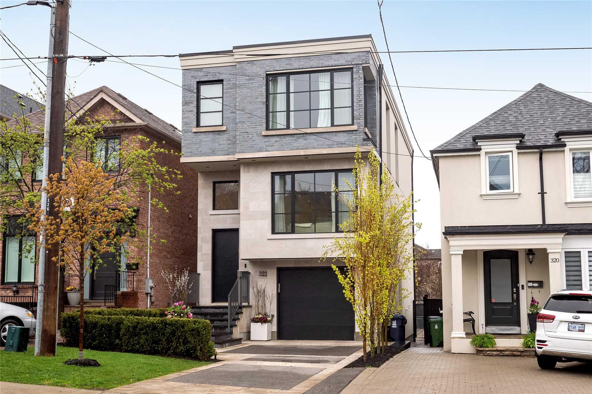322 Melrose Ave, Toronto