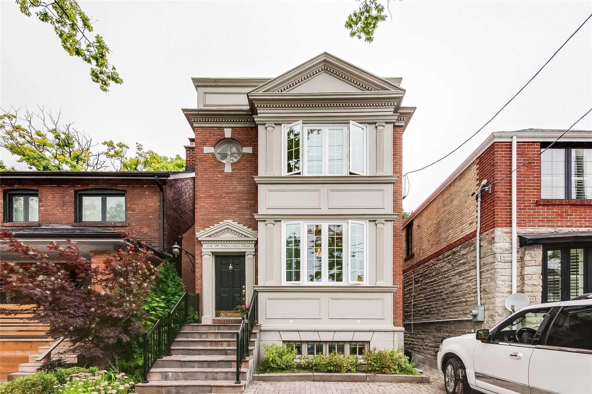 256 St Clair Ave E, Toronto