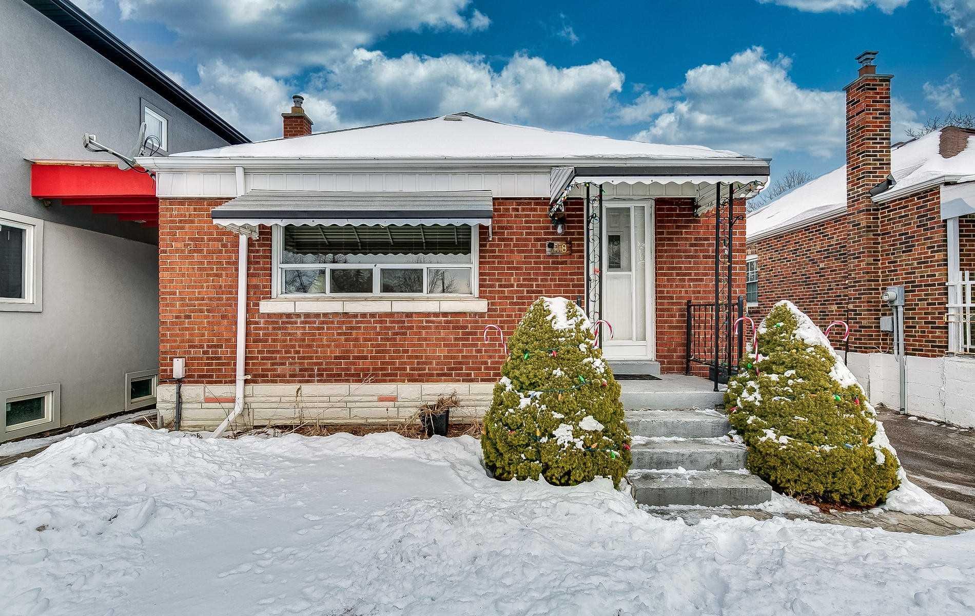 118 Hendon Ave, Toronto