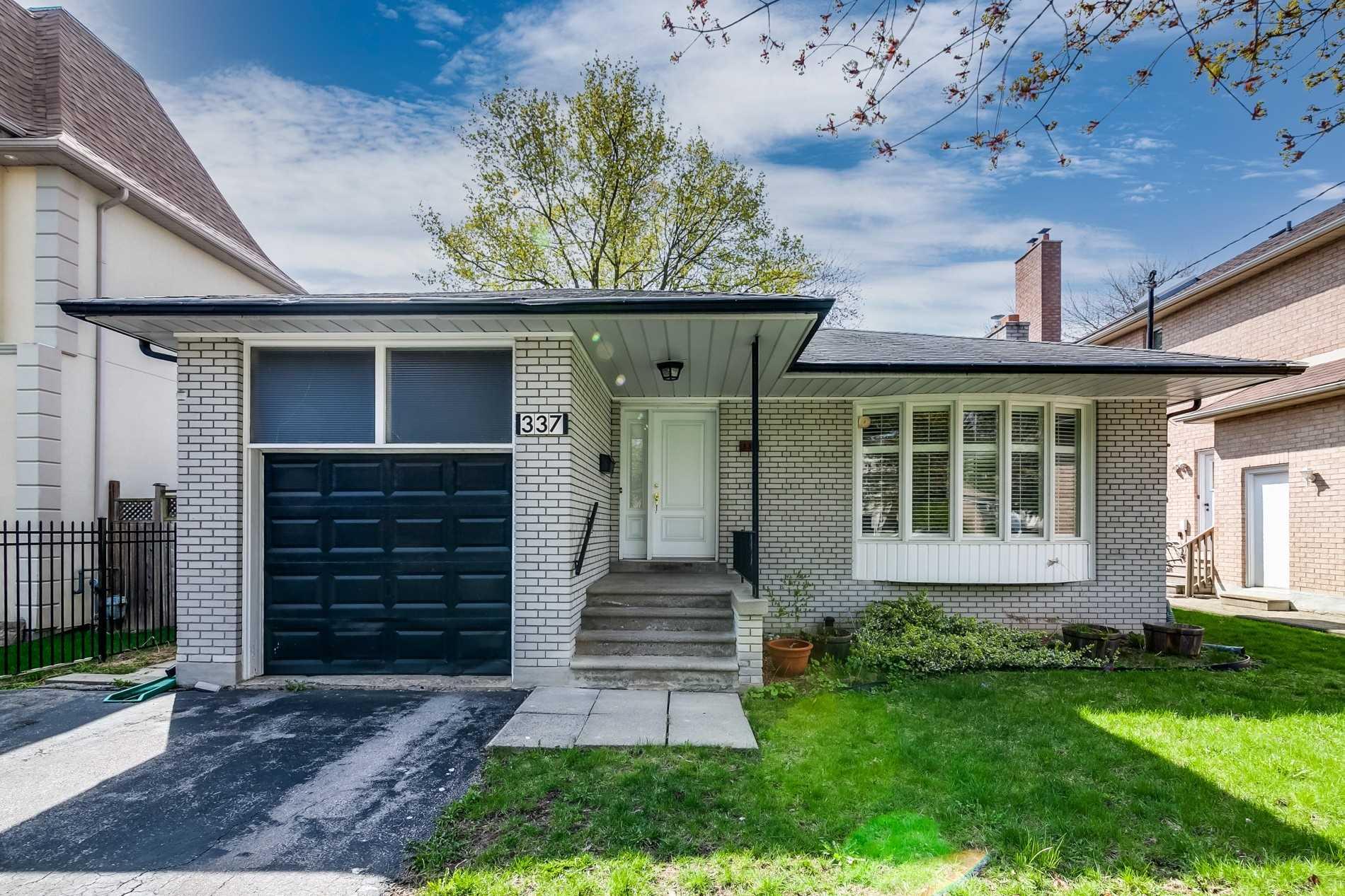 337  Hillcrest Ave, Toronto