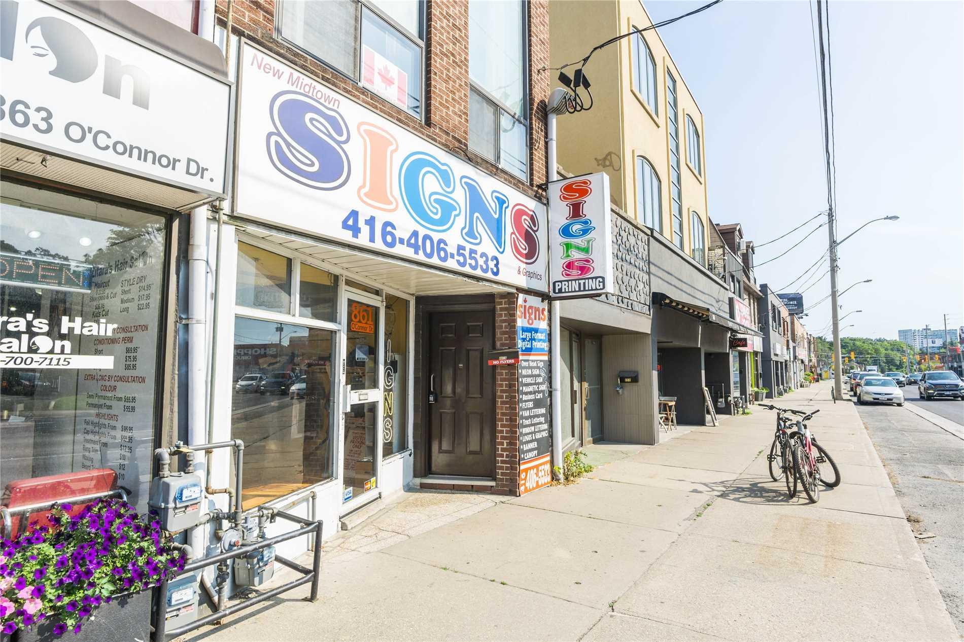861 O'connor Dr, Toronto