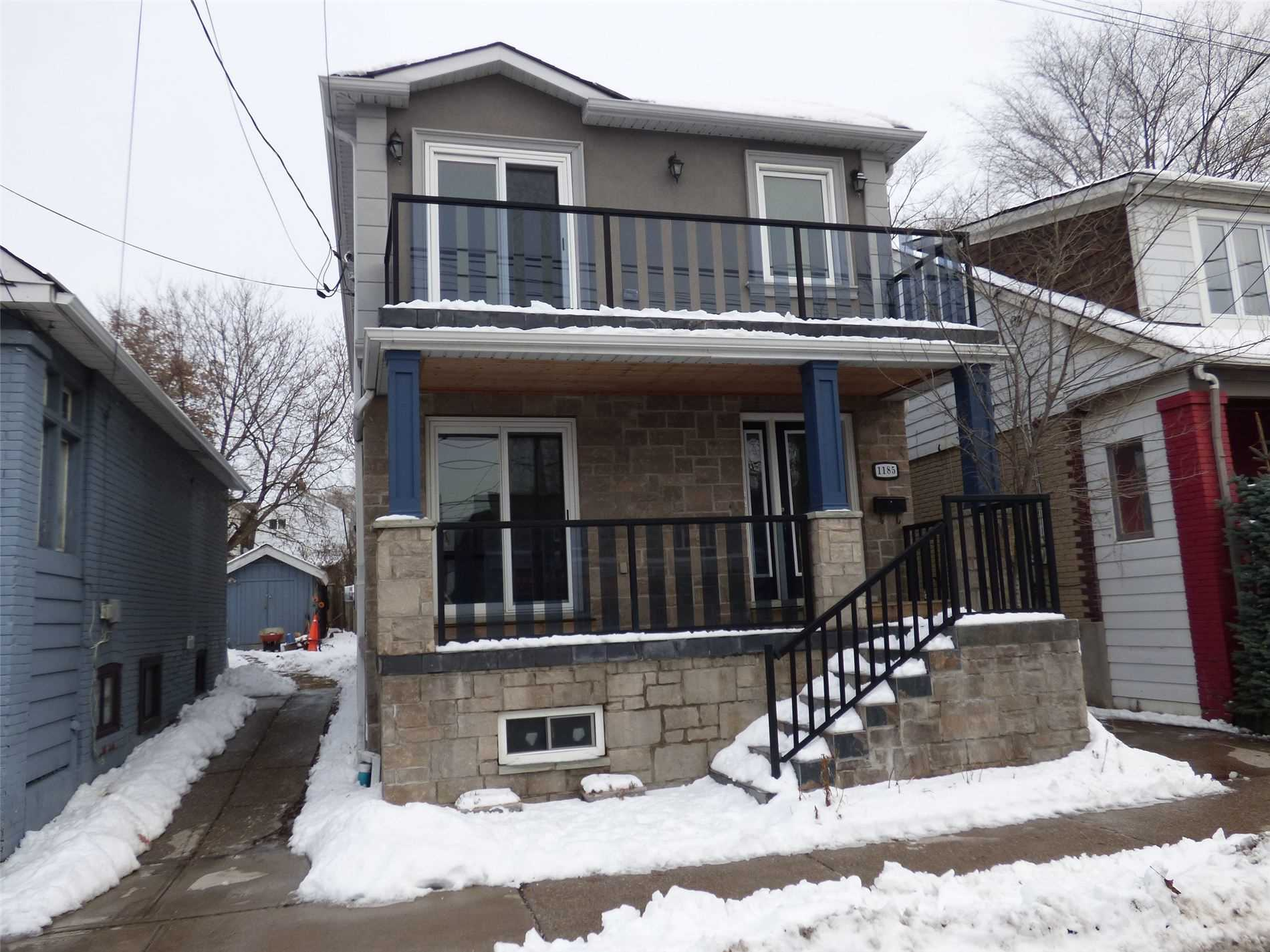 1185 Woodbine Ave, Toronto
