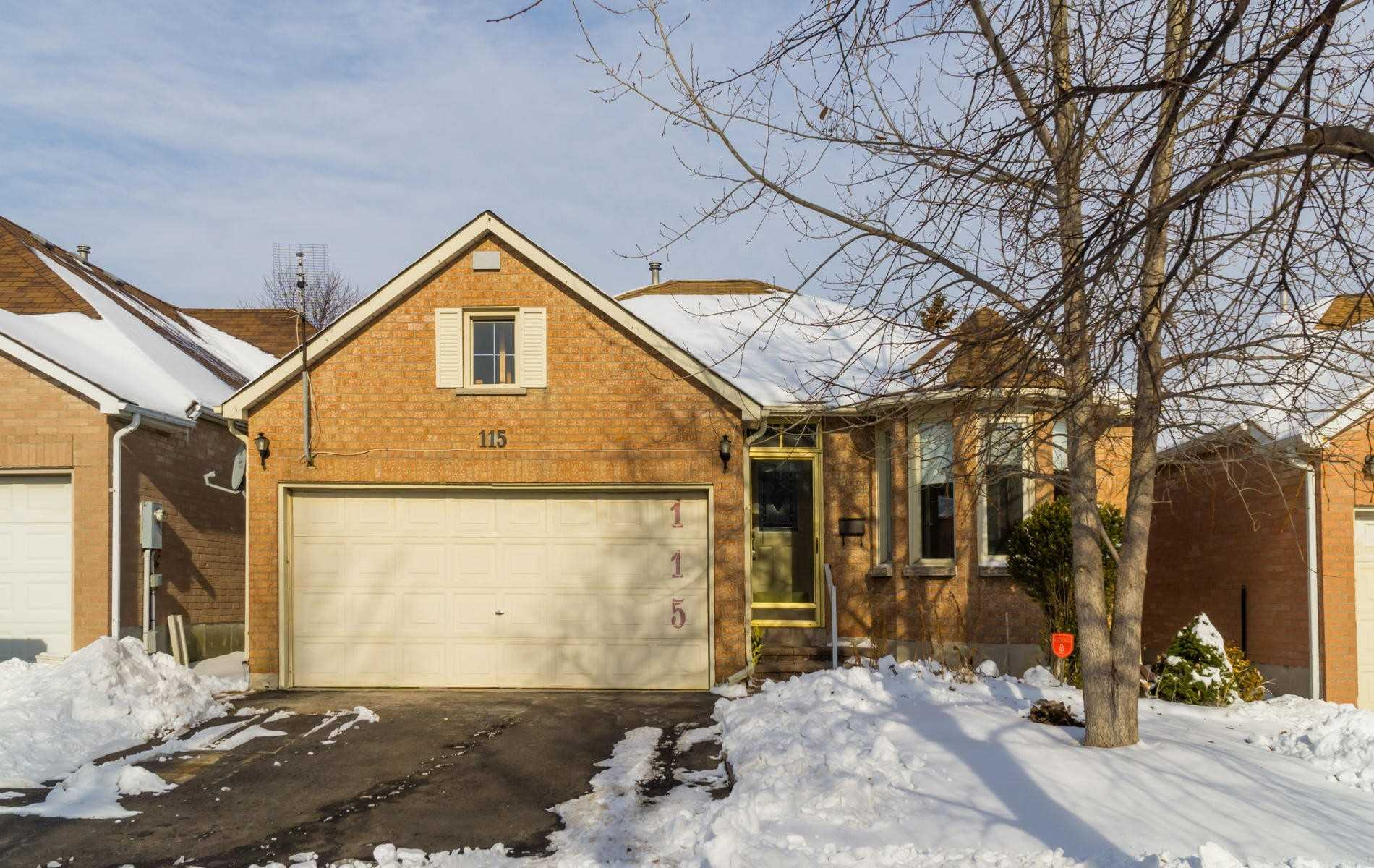 115 Roseborough Cres, Vaughan