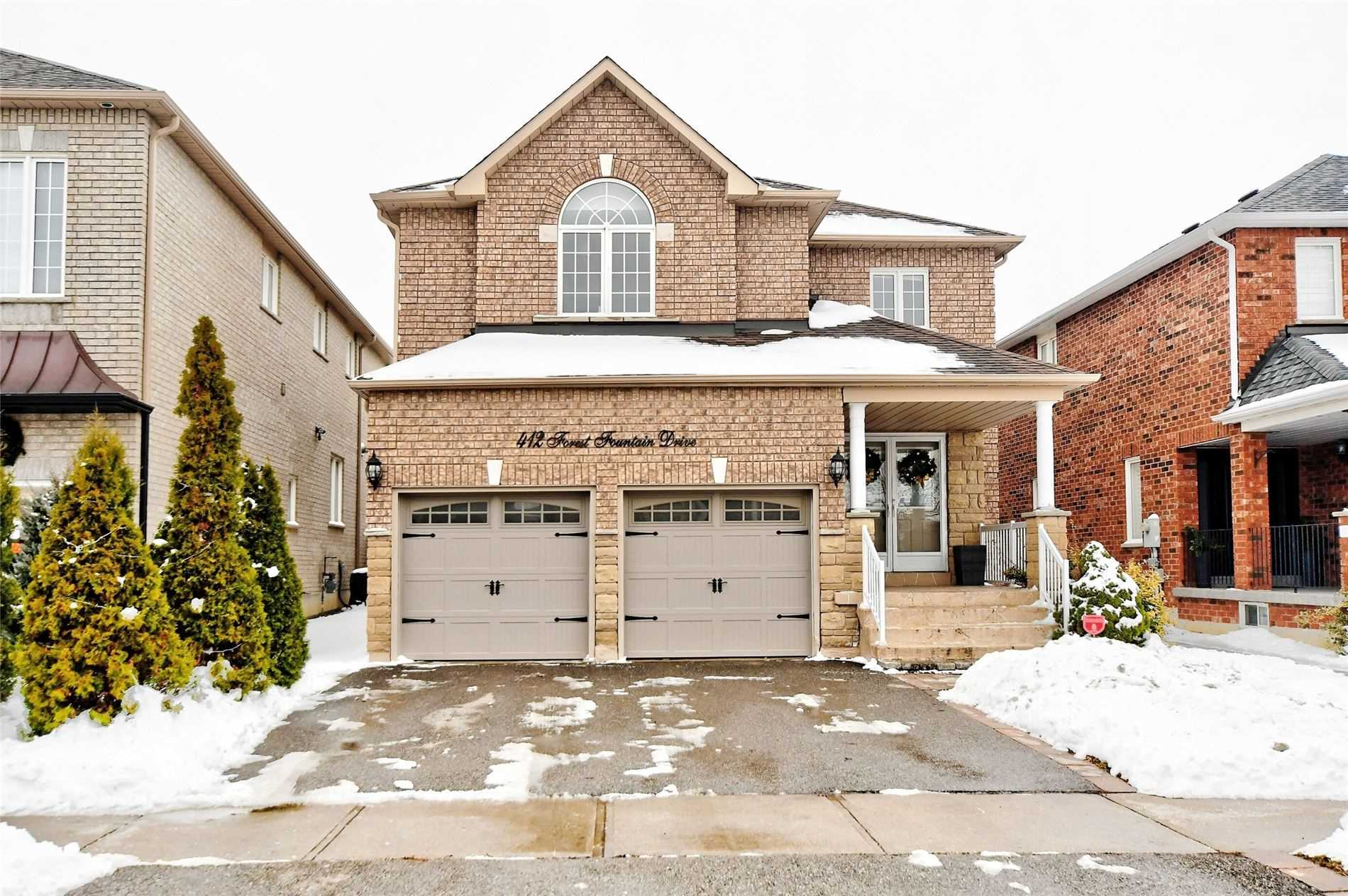 412 Forest Fountain Dr, Vaughan