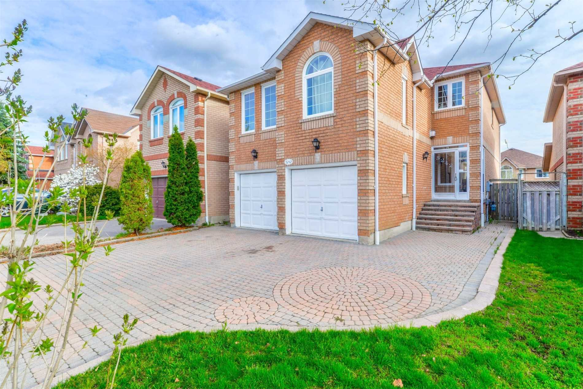 5242 Willowside Crt W, Mississauga